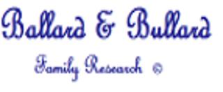 Personal Genetic Research - Ballard and Bullard Family Research