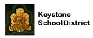 Keystone High School Library