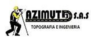 AZIMUT 3D - Topografía, Ingeniería y Valuación.